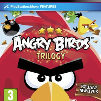 Angry Birds Trilogy PS3 reviews