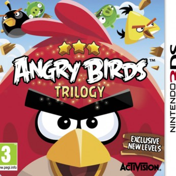 Angry Birds Trilogy 3DS reviews