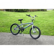 20 inch Power BMX Purple Bike