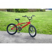 20 inch Power BMX Red Bike