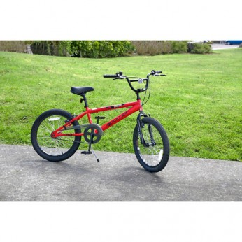 20 inch Power BMX Red Bike reviews