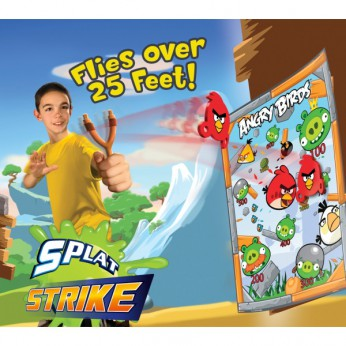 Angry Birds Splat Strike Game reviews