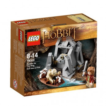 LEGO Hobbit Riddles For The Ring 79000 reviews