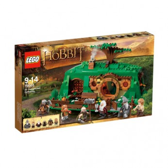 LEGO Hobbit An Unexpected Gathering 79003 reviews