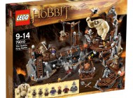 LEGO Hobbit The Goblin King Battle 79010