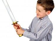 Turtles Leonardo's Stealth Sword