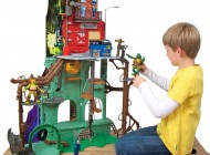 Turtles Secret Sewer Lair Playset