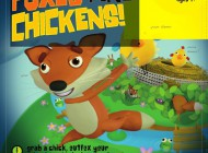 Foxes and Chickens Board Game