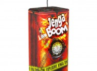 Jenga Boom Board Game