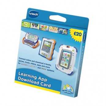 VTech Download Card reviews