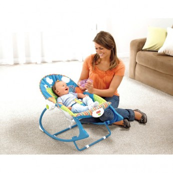 Fisher-Price Infant to Toddler Rocker reviews
