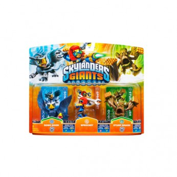 Skylander Giants: Triple Pack C reviews