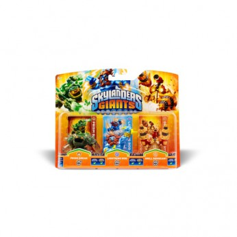Skylander Giants: Triple Pack E reviews