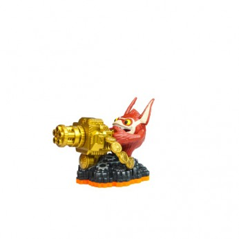 Skylander Giants: Single Figure – Trigger Happy reviews