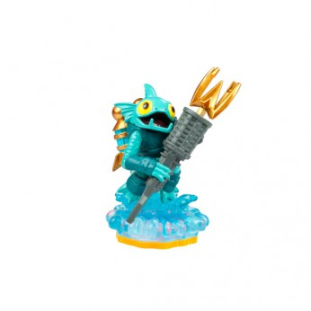 Skylander Giants: Single Figure – Gill Grunt reviews