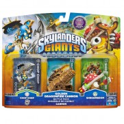 Skylanders Giants: Golden Dragonfire Battle Pack