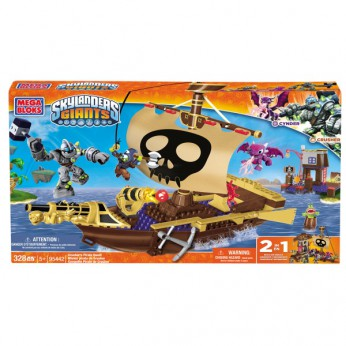 Skylanders Giants Crusher's Pirate Quest reviews