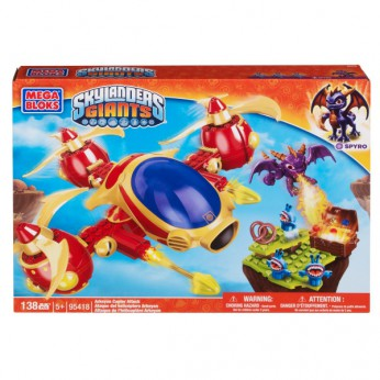 Mega Bloks Skylanders Giants Troll Mech Ambush reviews