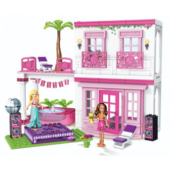 Barbie Build n Style Beach House reviews