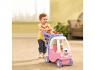 Cozy Coupe Shopping Cart Pink