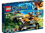 LEGO Chima Lavals Royal Fighter 70005
