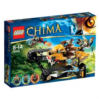 LEGO Chima Lavals Royal Fighter 70005 reviews