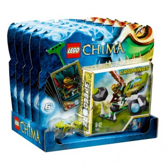 LEGO Chima Boulder Bowling 70103 reviews
