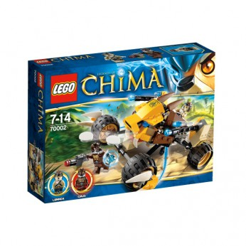 LEGO Chima Lennox Lion Attack 70002 reviews