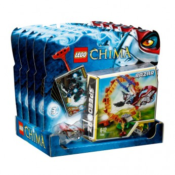 LEGO Chima Ring of Fire 70100 reviews
