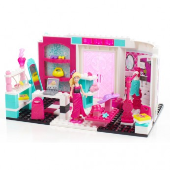 Mega Bloks Barbie Build n Style Fashion Boutique reviews