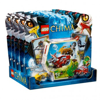 LEGO Chima CHI Battles 70113 reviews