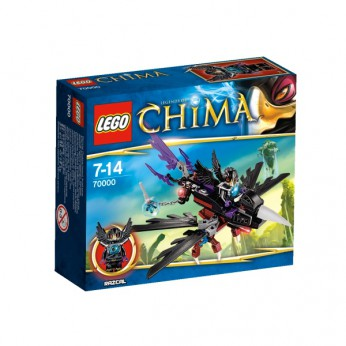 LEGO Chima Razcals Glider 70000 reviews