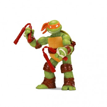 Turtles Action Figure Michelangelo reviews