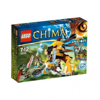 LEGO Chima Ultimate Speedor Tournament 70115 reviews