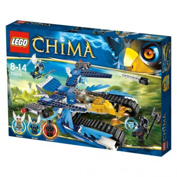 LEGO Chima Equilas Ultra Striker 70013 reviews
