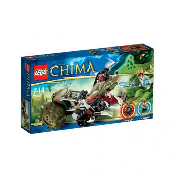 LEGO Chima Crawleys Claw Ripper 70001 reviews