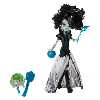 Monster High Ghouls Rule Frankie Stein Doll reviews
