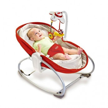 Tiny Love 3 in 1 Rocker Napper reviews