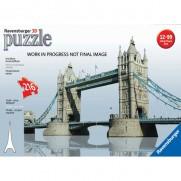 3D Tower Bridge of London 216 Piece Puzzle