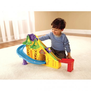 LP Wheelies Rollercoaster Playset reviews