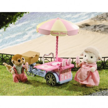Sylvanian Families Dolly's Candy Floss reviews