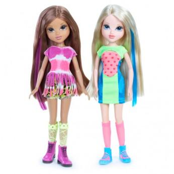 Moxie Girlz Hair Colour Studio Dolls reviews