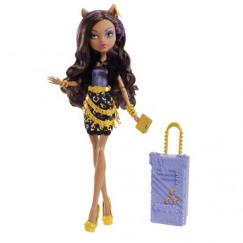 Monster High Scaris Deluxe Doll Clawdeen reviews