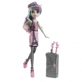 Monster High Scaris Deluxe Doll Rochelle reviews