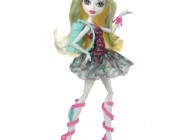 Monster High Dance Doll Lagoona