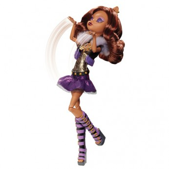 Monster High Ghouls Alive Clawdeen Wolf reviews