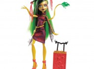Monster High Scaris Deluxe Doll Jinafire Long
