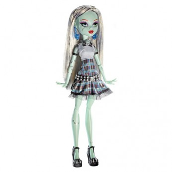 Monster High Ghouls Alive Frankie Stein reviews