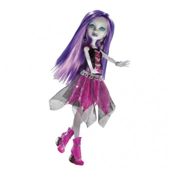 Monster High Ghouls Alive Spectra Vondergeist reviews