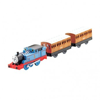 Trackmaster Thomas: Thomas with Annie and Clarabel reviews